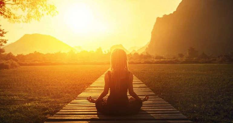 Медитация для успокоения нервной системы перед сном