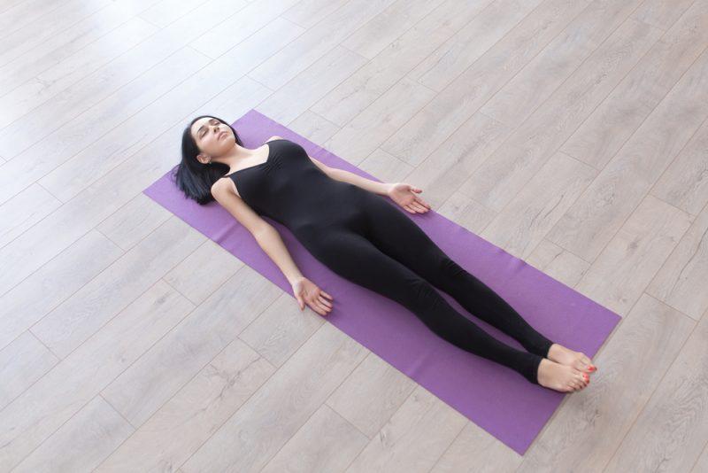 Шавасана - асана в йоге