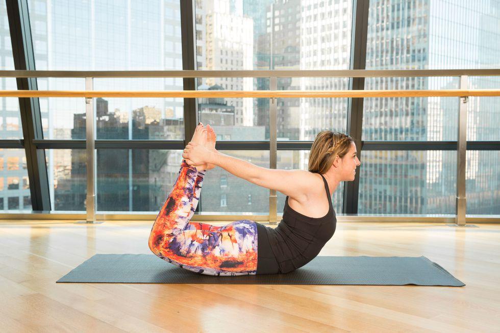 йога для быстрого похудения