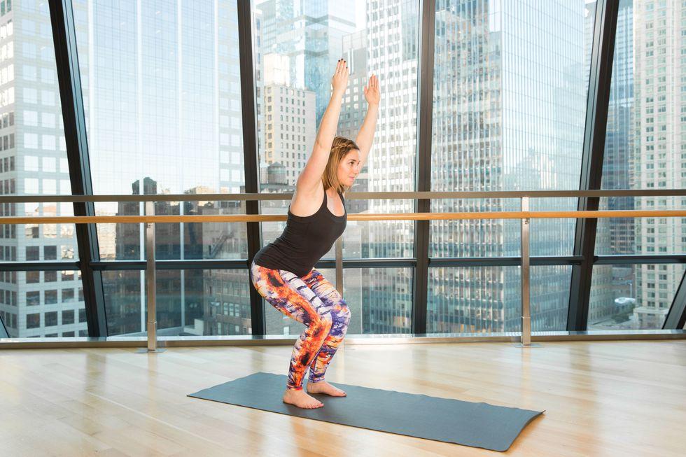 йога для ленивых для похудения