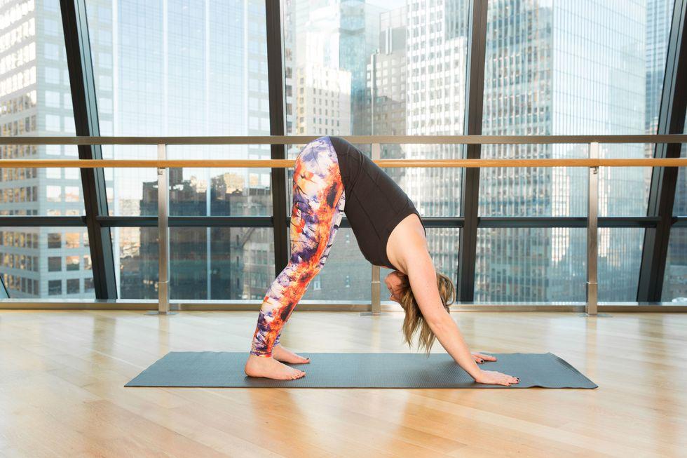 помогает ли йога для похудения