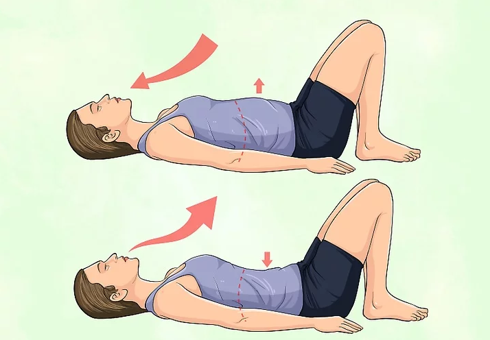 Йога для плоского живота и боков