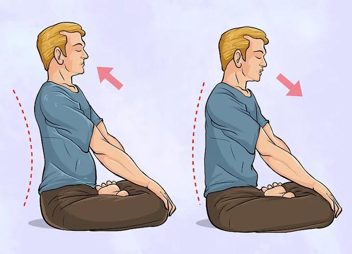 Йога для похудения живота и боков - дыхание