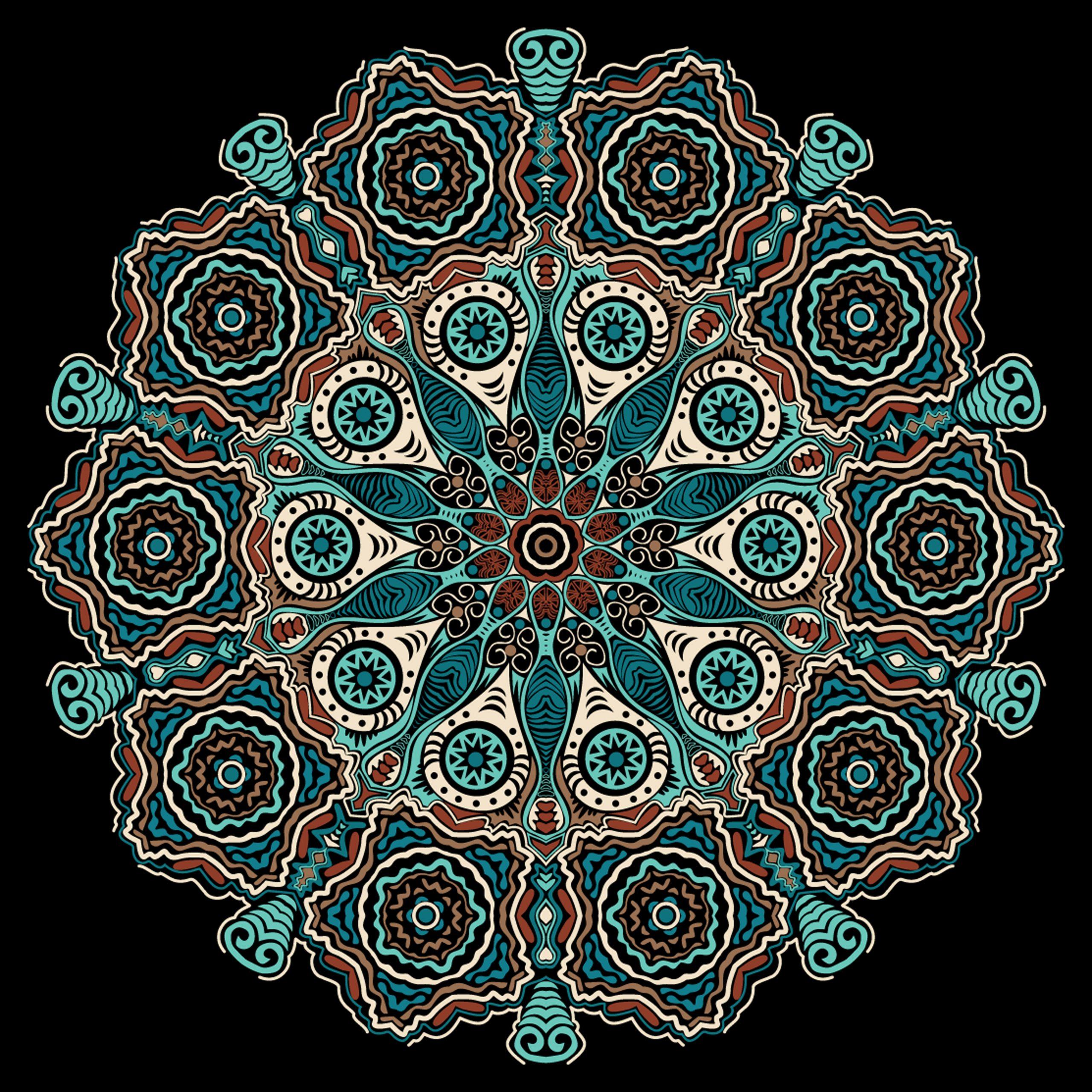 мандала для медитации