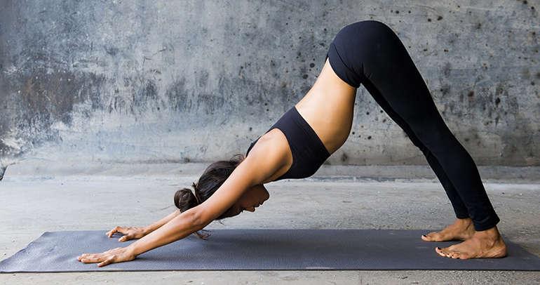 Йога для похудения за 3 простых шага: быстрый результат