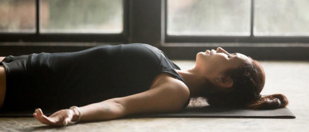 можно ли медитировать лежа